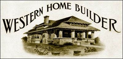 1908 Bungalow Plans for Seattle Area