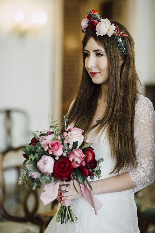Un matrimonio ispirato a La Bella Addormentata nel Bosco