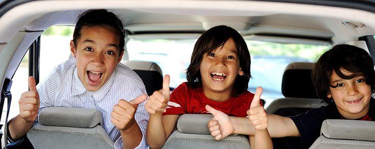 31 leerzame en leuke spelletjes voor in de auto