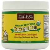 Nutiva Organic Extra Virgin Coconut Oil, 15-Ounce Tubs (Pack of 2) (Grocery)By Nutiva