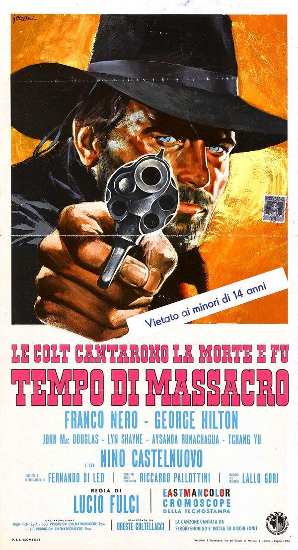 Massacre Time (1966) (Italy)
