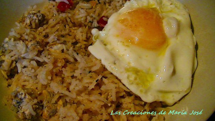 Las Creaciones de María José: ARROZ CON TOFU GRIEGO http://mariajoseysuscreaciones.blogspot.com.es/2014/06/arroz-con-tofu-griego.html