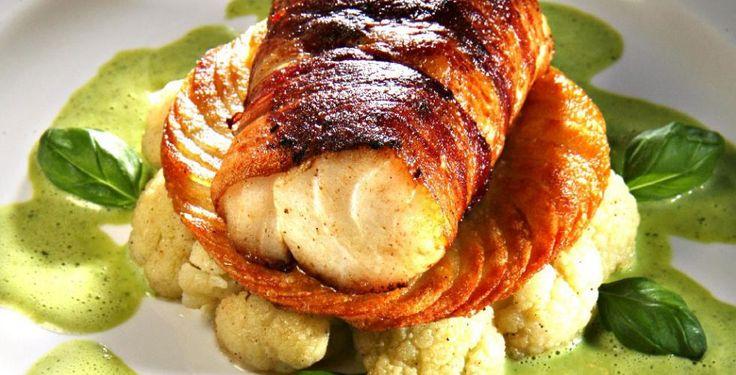 http://dinmat.no/Torsk-med-bacon-og-blomkalstappe