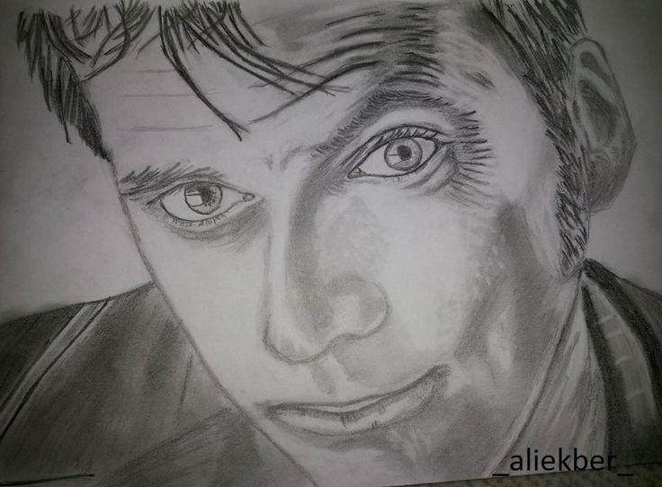#DoctorWho #BBC #DavidTennant #Sketch #drawings
