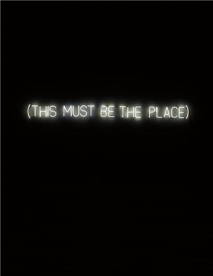 STEFAN BRUGGEMANN, This must be the place, 2004