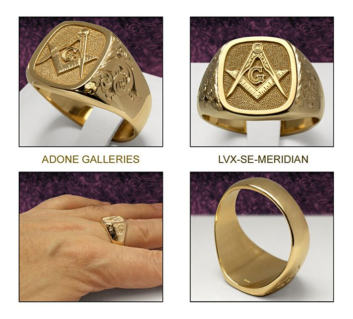 177 best Masonic rings & jewelry images on Pinterest