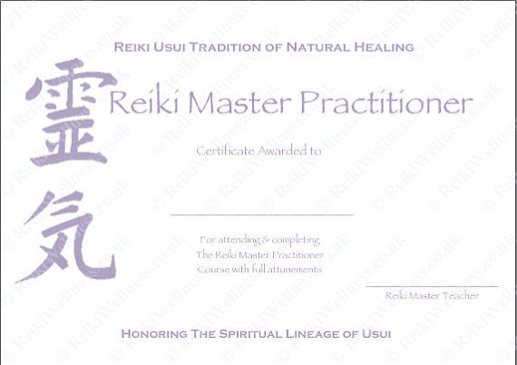 10 best reiki digital design downloads images on pinterest a4 download complete set reiki certificate templates x4 yelopaper Image collections
