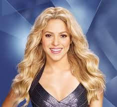 Famous Colombian - Shakira