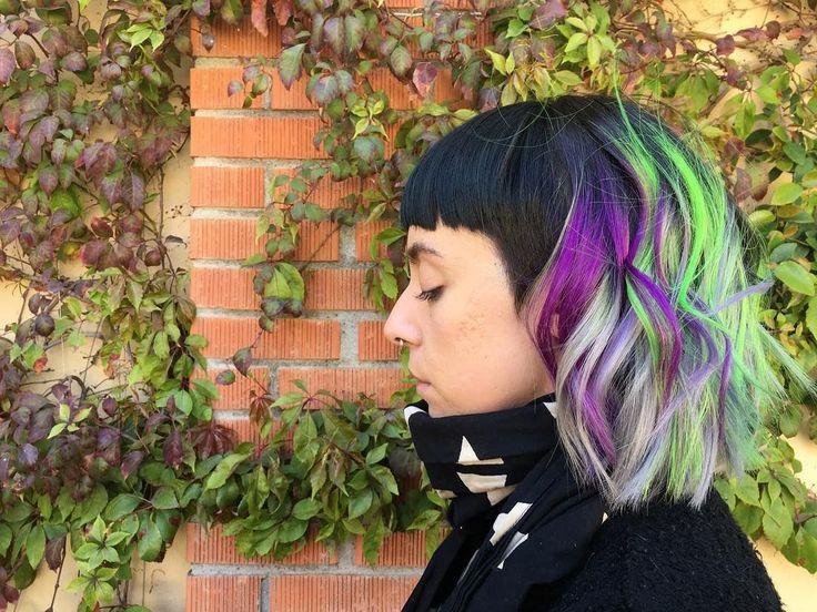 Pin by Ana Merizalde on hair art in 2020   Mullet ...