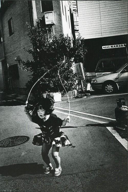 Osaka, Japan 1997 by Moriyama Daido, Japanese, contemporary photographer - 森山大道《大阪 1997》