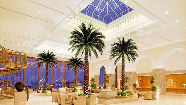 Hotel Mövenpick Resort & Marine Sousse i Tunesien. Se mere på www.bravotours.dk @Bravo Tours #BravoTours #Travel