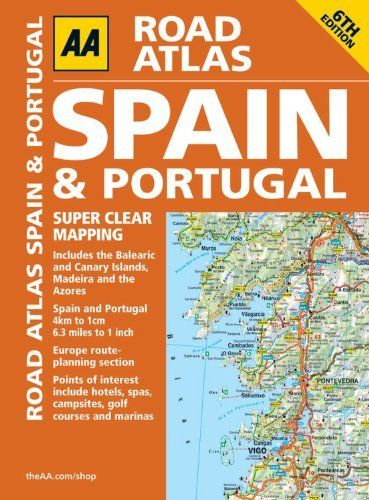AA Road Atlas Spain & Portugal (AA Spain & Portugal Road Atlas) by AA Publishing. Save 18 Off!. $20.48. Series - AA Spain & Portugal Road Atlas. Publication: April 1, 2011. Publisher: Aa Publishing; Sixth Edition, Sixth edition edition (April 1, 2011)