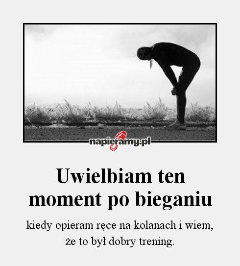 #bieganie #trening #motywacja