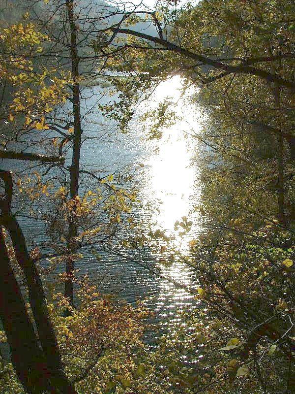 Jezioro (Lake) Bystrzyckie - Zagórze Śląskie, Dolny Śląsk, Poland