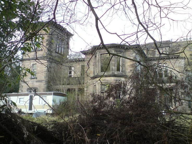 Greenmount Hotel, Burntisland Nov08 - Derelict Places. Now gone