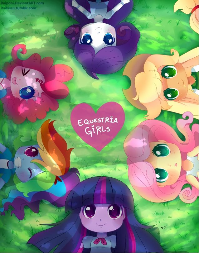Tags: Anime, My Little Pony, Twilight Sparkle, Applejack, My Little Pony: Friendship Is Magic