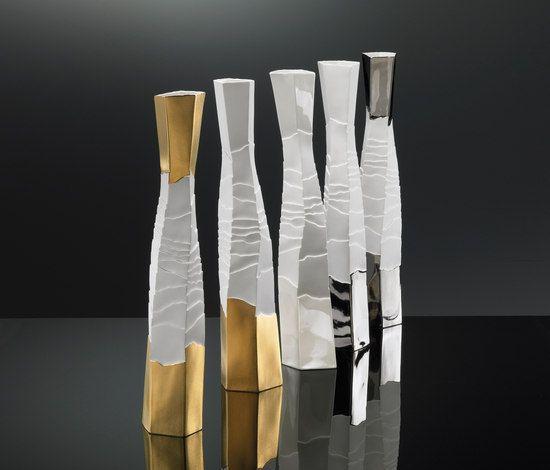 """Fos Ceramiche: """"Erosum 5"""", Porcelain"""