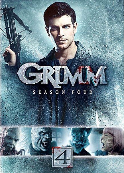 David Giuntoli & Russell Hornsby - Grimm: Season 4