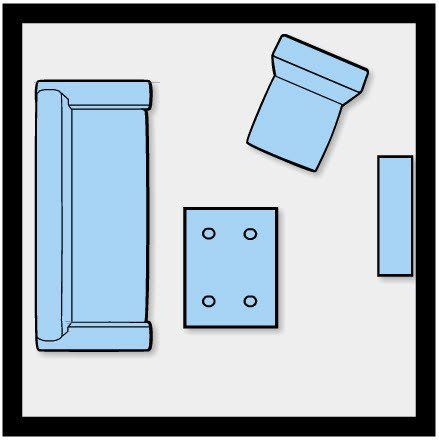 1000 images about interior layouts in a 10x10 room on for 10x10 square feet