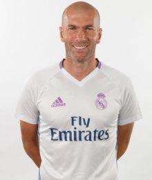 ZINEDINE ZIDANE Coach