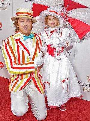Dannielynn Birkhead Channels Mother Anna Nicole Smith at the Kentucky Derby