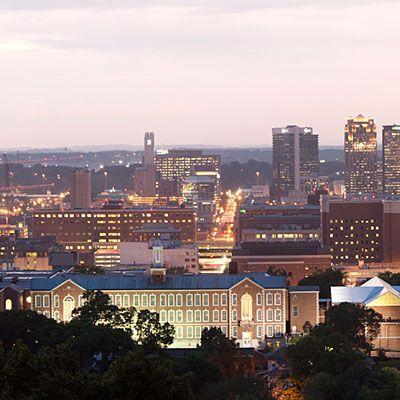 Birmingham Summer Guide | SouthernLiving.com