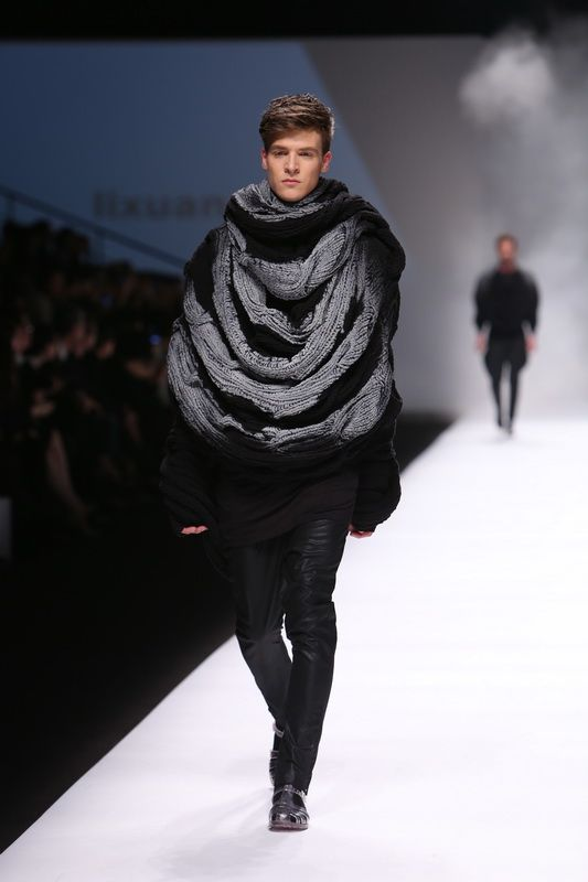 Instituto Marangoni A/W 2014-15. Shanghai Fashion Week