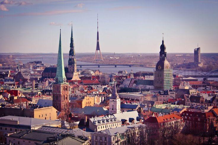 Riga: Kulturna prestonica Evrope 2014.