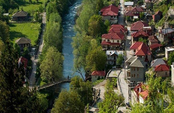 Βωβούσα, το χωριό των υλοτόμων της Πίνδου (photos video)