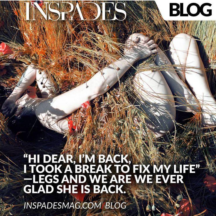 """Mi piace"": 111, commenti: 9 - InSpades (@inspadesmag) su Instagram: ""INSPADES BLOG @_legsweaver_ ""Hi dear, I'm back! Read and Connect with this amazing artist!!!…"""