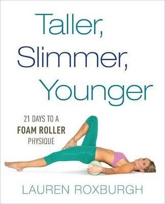Roxburgh is so convinced of the mind-body benefits of rolling out that she devoted an entire half of her new book to this aspect of the practice. Titled Taller, Slimmer, Younger: 21 Days to a Foam Roller Physique, the book presents a daily program of foam rolling exercises, with days 11 through 21 dedicated to topics like getting grounded, reducing stress-related tension, and releasing negative emotions.