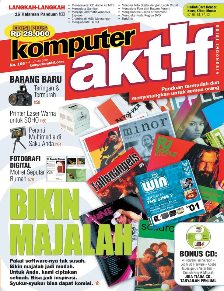 Ed.105 Bikin Majalah