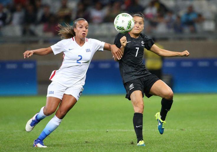 Rio Olympics: USA vs. New Zealand