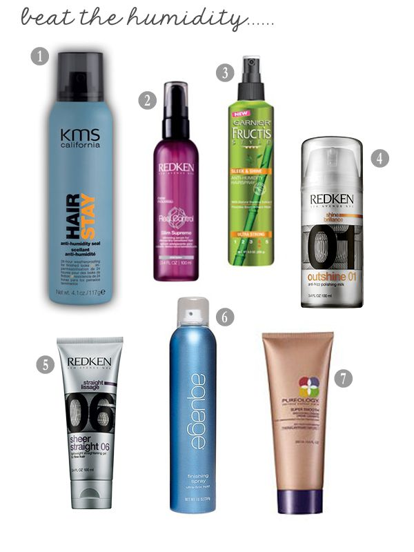 It doesn't take a lot of humidity to ruin a hairstyle. And hair can do many different things in humid climates. Most women struggle with frizz and unruly curls, while others (like me) struggle with...