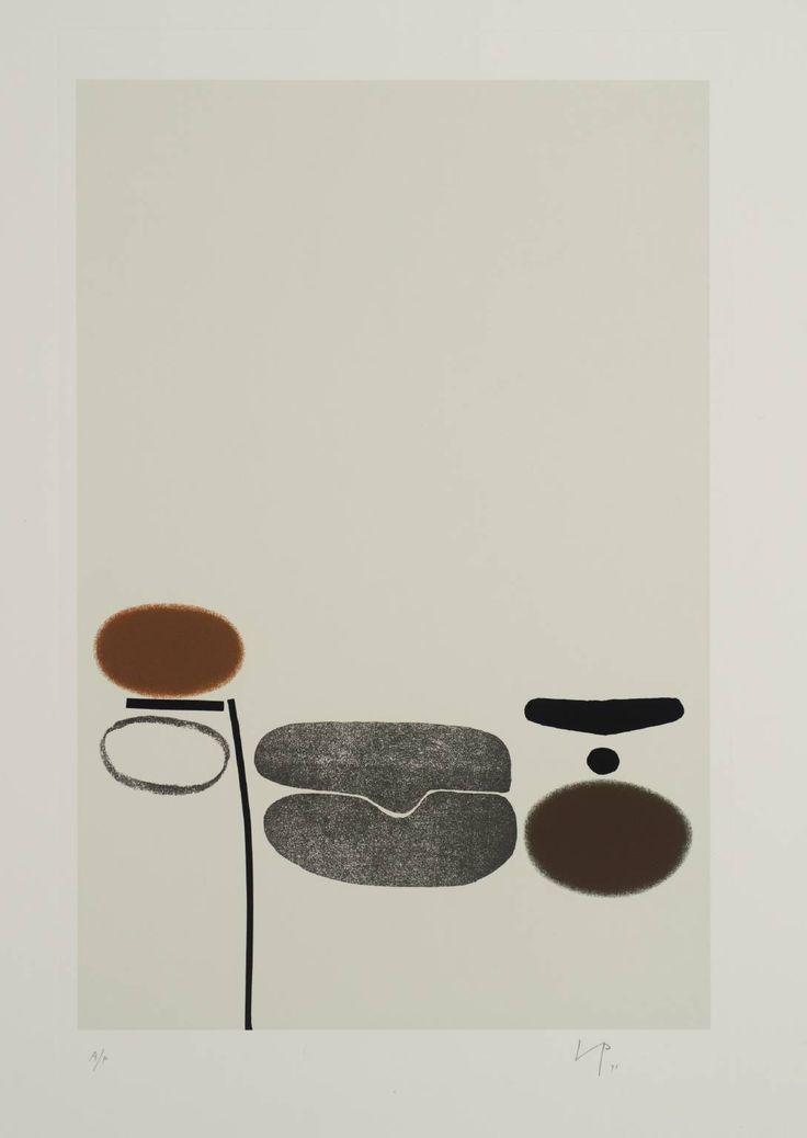 Victor Pasmore 'Untitled', 1971 © Tate