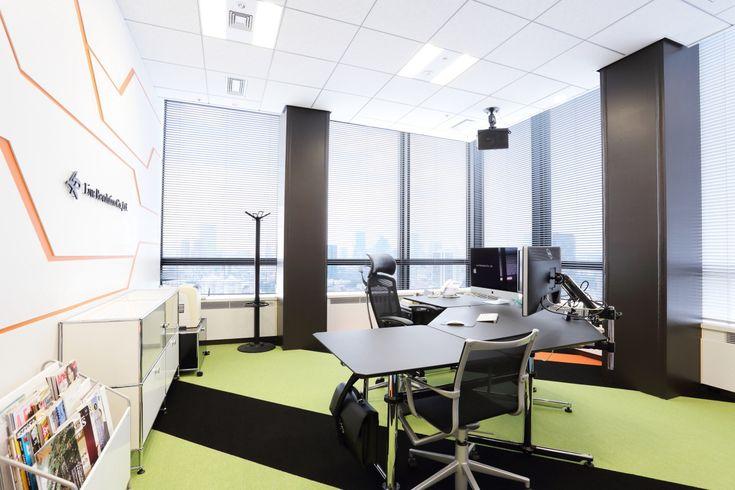 株式会社ライブレボリューション|オフィスデザイン事例|オフィス移転・オフィスデザインのトータルプロデュース 株式会社WM