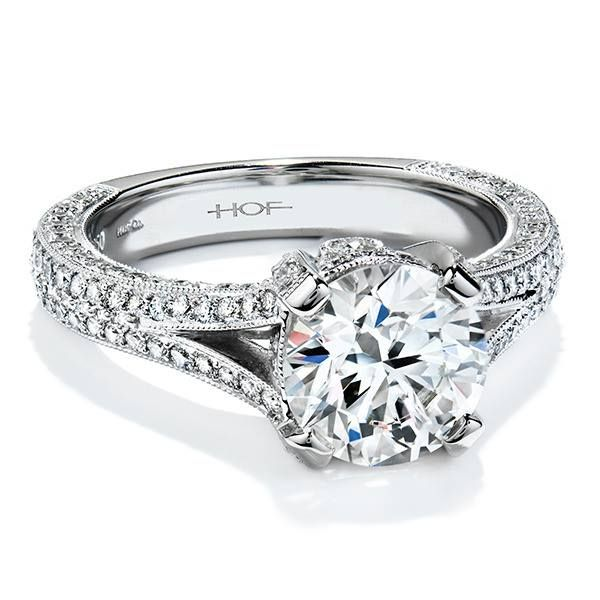 Hearts on Fire Engagement Rings. Explore Hearts on Fire at Miami Lakes  Jewelers. Engagement