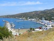 Pali Harbour Nisyros Greece
