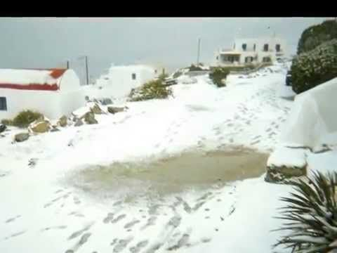 MYKONOS....1961 Mykonos, Petros and his Friends. part 2, made by Dimitris. Koutsoukos. - YouTube