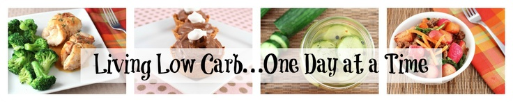 Living Low Carb...One Day at a Time  LOW CARB RECIPES....YAAAAAAA