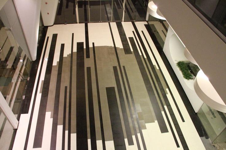 Bouganvillea Jeddah, detail of floor design
