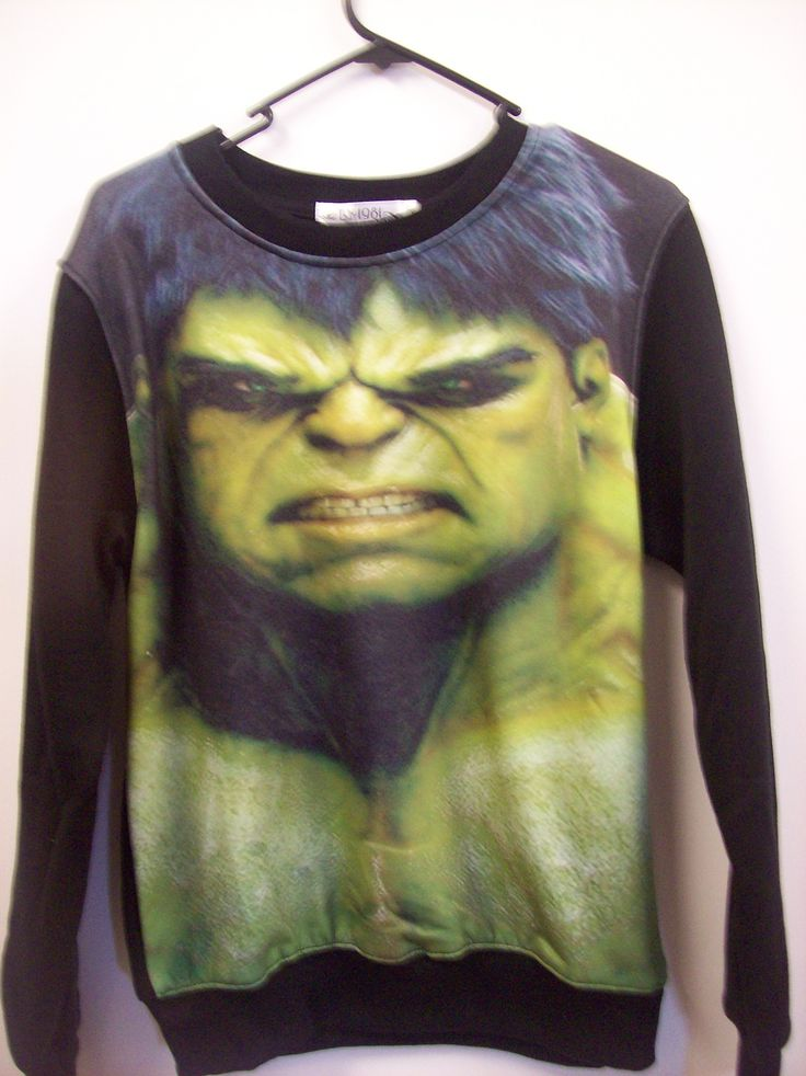 Hulk windcheater available in small, medium, large and extra-large $34.95 at www.scotttshirts.com.au