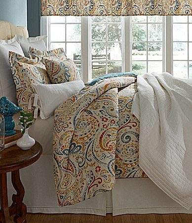 Noble Excellence Villa Aegean Bedding Collection Dillards
