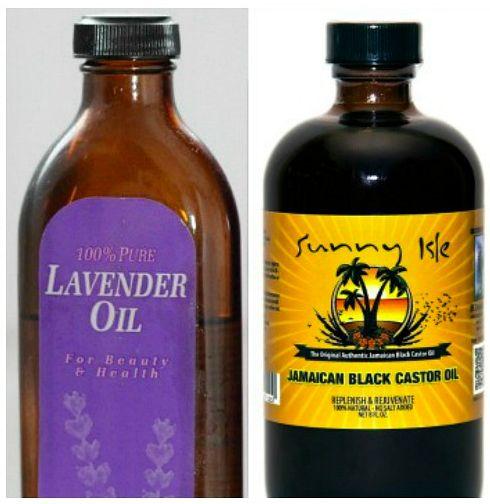 Onlangs kwam ik erachter dat je lavendelolie in combinatie met castor oil kunt gebruiken om haargroei te stimuleren en zelfs haarverlies tegen te gaan.