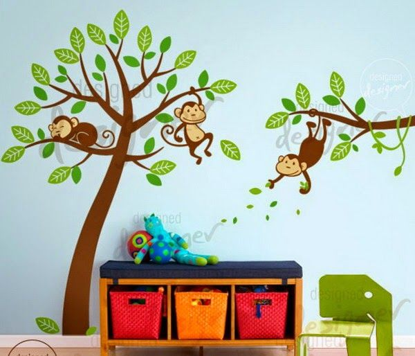 7 best stickers pour chambre bébé images on Pinterest Baby room