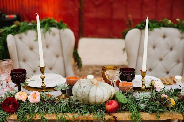 Pretty Perfect Pumpkin Wedding Ideas Perfect for Fall