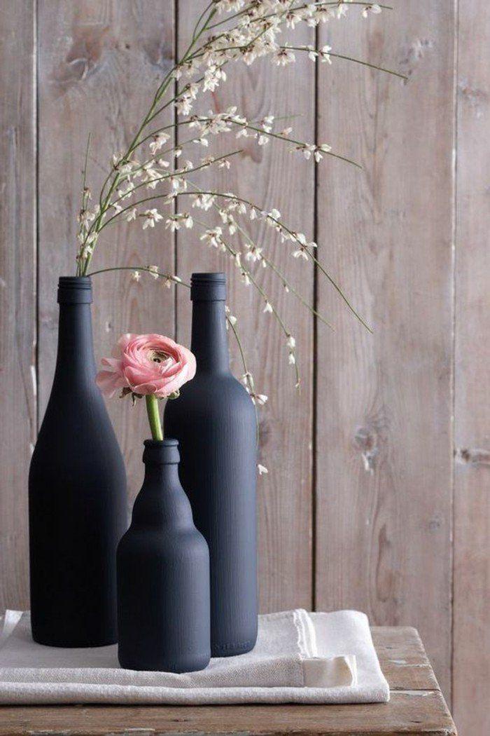 idée déco pas cher, fleurs décoration appartement pas cher