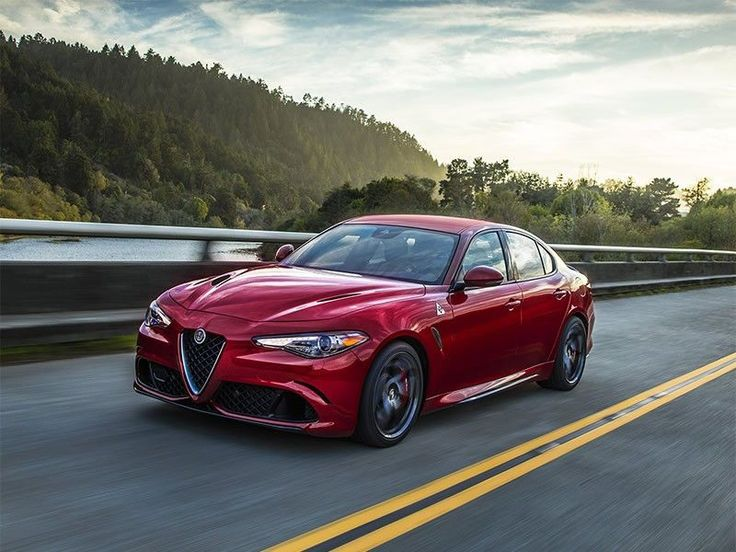 Alfa Romeo Giulia Ti price and specs - Alfa Romeo USA
