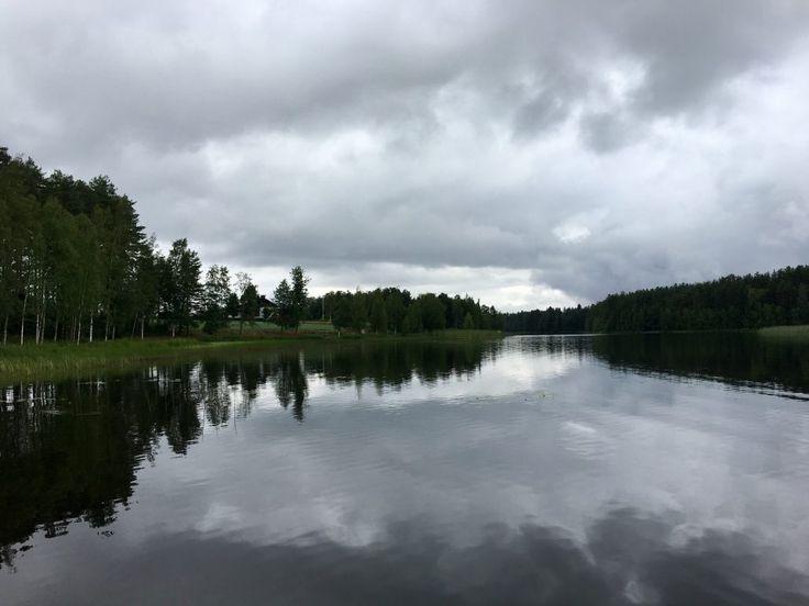 Lappajärvi ei lähde minusta, vaikka minä lähdin sieltä