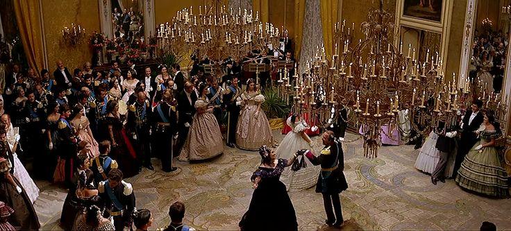 CINESTONIA: El Gatopardo (1963) - Luchino Visconti